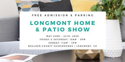 Longmont Home & Patio Show