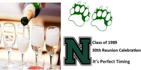 NHS Class of 89 30th Reunion tickets