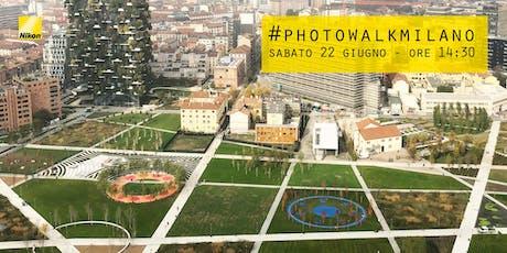 #PHOTOWALKMILANO / Inspire by @nikonitalia biglietti