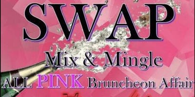 SWAP MIX & Mingle All Pink Brunch