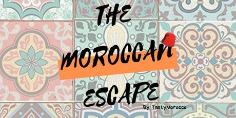 The Moroccan Escape tickets