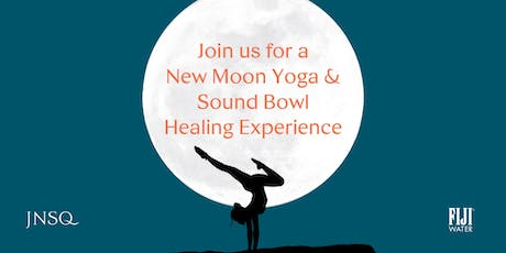 New Moon Yoga & Sound Bowl Healing Experience tickets