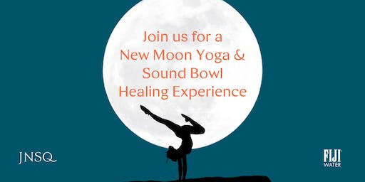 New Moon Yoga & Sound Bowl Healing Experience
