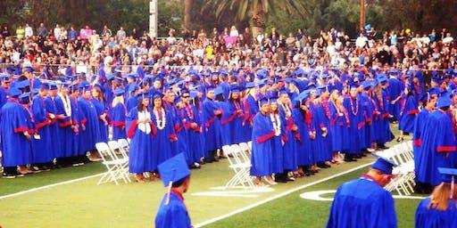 Ramona High School Class of 2009 Ten-Year Reunion