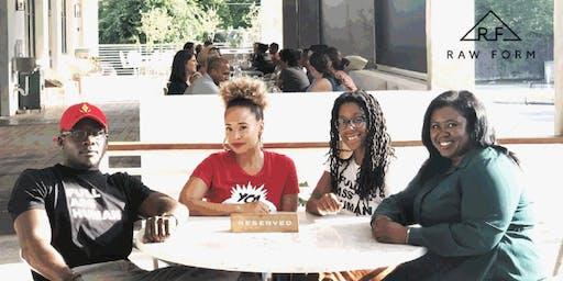 Raw Form : Navigating Austin as a Black Human Being