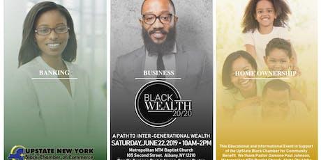 Black Wealth 2020 tickets