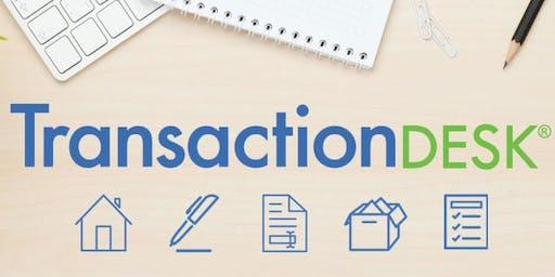 CB Bain | Transaction Desk 1 | Kent Station | August 7th | 10-1 pm