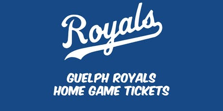 Royals vs Jackfish tickets