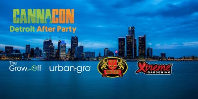 CannaCon After Party
