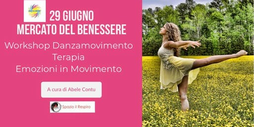 WORKSHOP DI DANZAMOVIMENTO TERAPIA