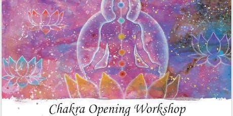 Chakra Opening Workshop tickets