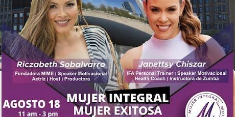 Mujer Integral Mujer Exitosa CHICAGO tickets