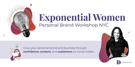 Exponential Women Workshop tickets