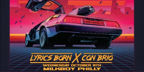 Lyrics Born + Con Brio tickets