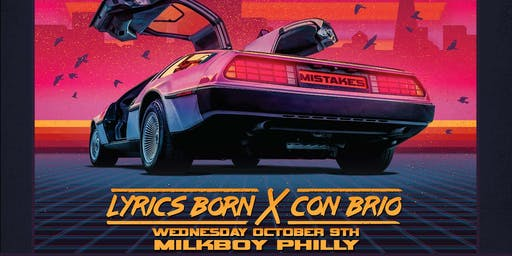 Lyrics Born + Con Brio