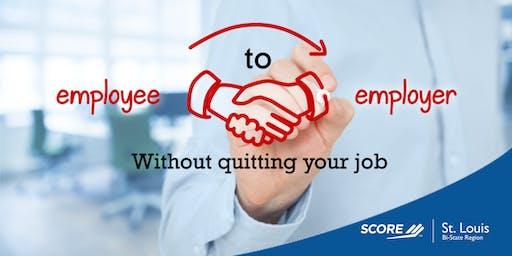 Topic Franchising: Employee 2 Entrepreneur 06242019