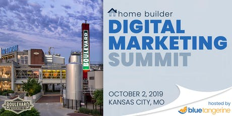 Home Builder Digital Marketing Summit tickets