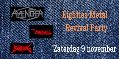 Eighties Metal Revival Party