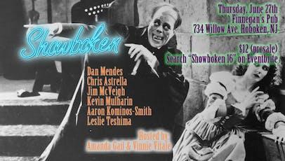 Showboken 16: A Hoboken Comedy Show tickets