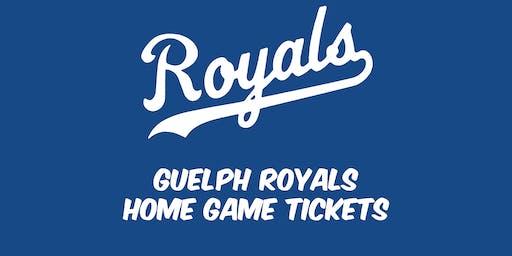 Royals vs Maple Leafs