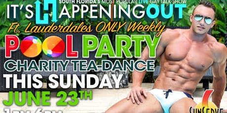 Weekly Charity Pool Party Benefiting SunServe! tickets