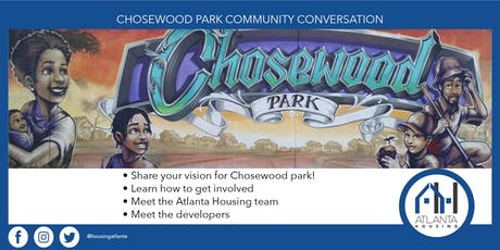 Chosewood Park Community Conversation tickets