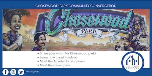 Chosewood Park Community Conversation