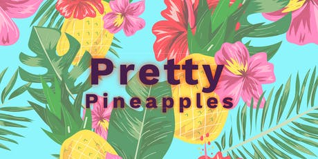 Pretty Pineapples Cookie Class tickets