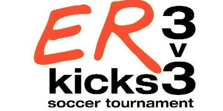 ER Kicks 3v3 Soccer Tourney 2019 tickets