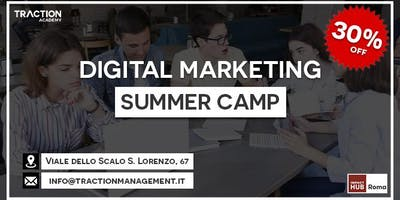 Digital Marketing Summer Camp