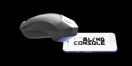 Presentazione BlindConsole biglietti