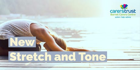 "NEW SERVICE - Don't Tone Alone ''Stretch and Tone"" Classes.  tickets"