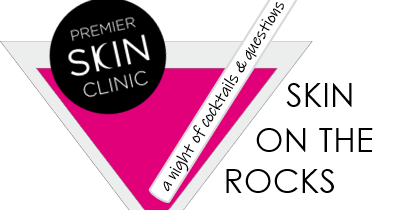 SKIN ON THE ROCKS - a June night of cocktails & questions
