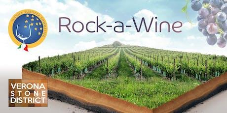 Rock-a-Wine  degustazione Valpolicella con il geologo biglietti