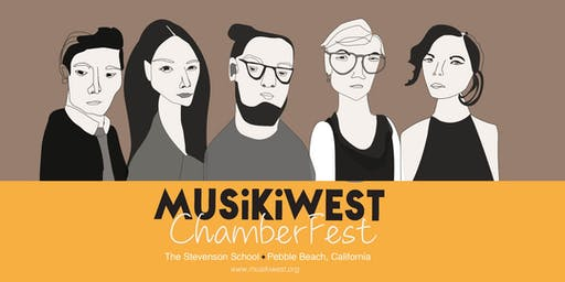 Musikiwest ChamberFest Concert Package