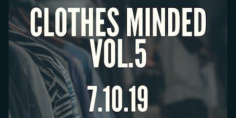 Clothes Minded ATL | #ClothesMindedATL Vol. 5 tickets