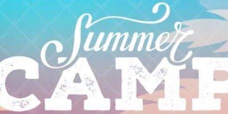 Summer Camp Nord/Belgique 2019 billets
