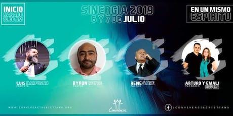 Congreso Sinergia 2019 entradas