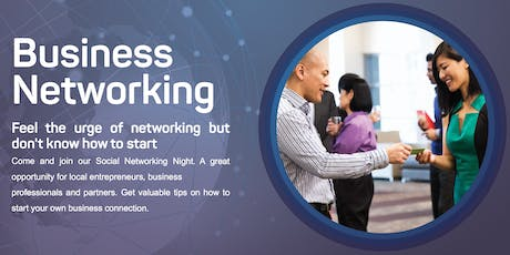 BE THE BEST NETWORKER – Social Network Association (SNA) tickets