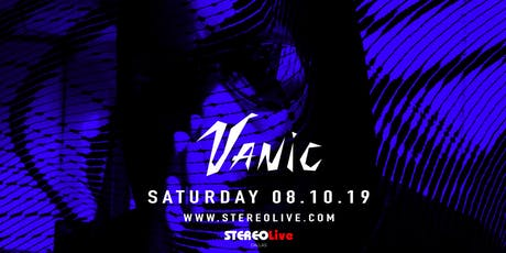 Vanic - Dallas tickets