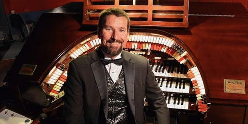 A Wurlitzer Christmas Celebration with Dave Wickerham