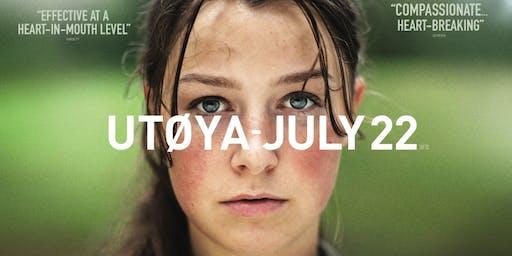 Utoya - July 22