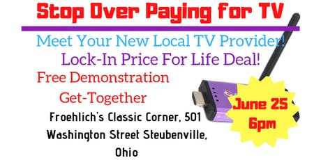 Stop Over-Paying For TV tickets