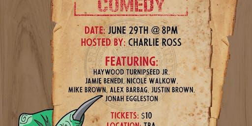 Classified Comedy 6/29