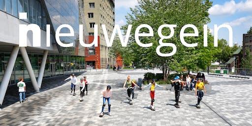 Presentatie eerste editie van IN Nieuwegein
