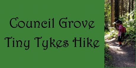 Tiny Tykes Hike First Walk tickets