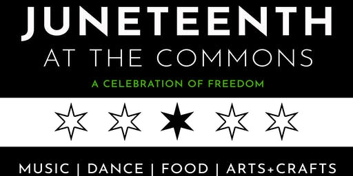 Second Annual Juneteenth Celebration at the Commons