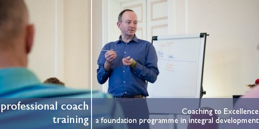 Foundations of Coaching, 23-24 September 2019