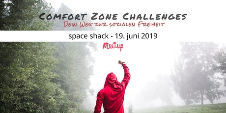 Comfort Zone Challenges // Thema: Mit Menschen in Interaktion kommen Tickets