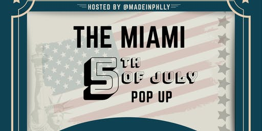 The Miami Pop Up Shop